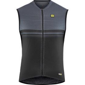 Alé Cycling Graphics PRR Slide Ermeløse trøyer Herre Grå/Svart